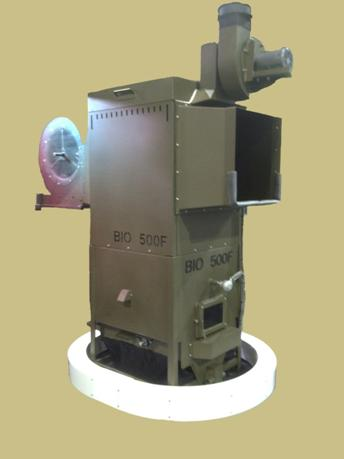 Model 500 Hot Water Furnace