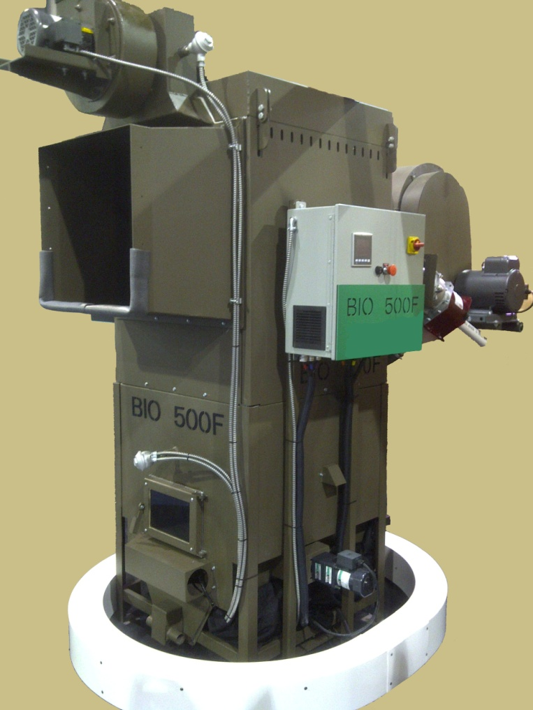 Model 500 Warm Air Furnace
